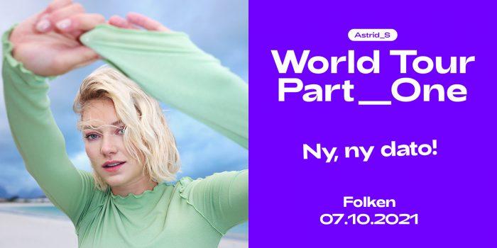 Astrid_S World Tour Part One